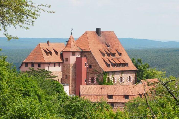 Idyllisch um Spalt wandern – aussichtsreicher Rundwanderweg zur historischen Burg Wernfels