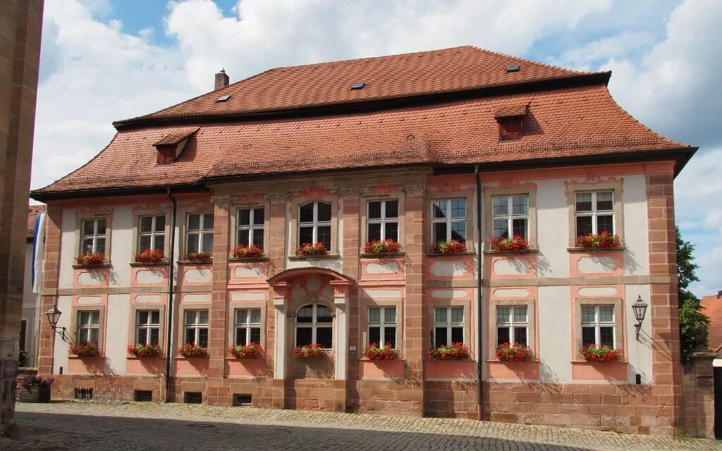 Rathaus von Spalt