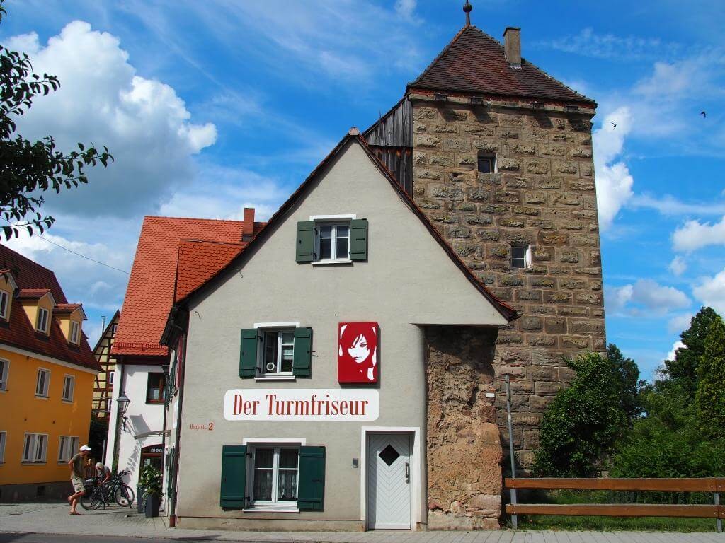 Drechslerturm Spalt