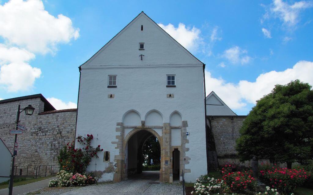 Burgtor in Vohburg