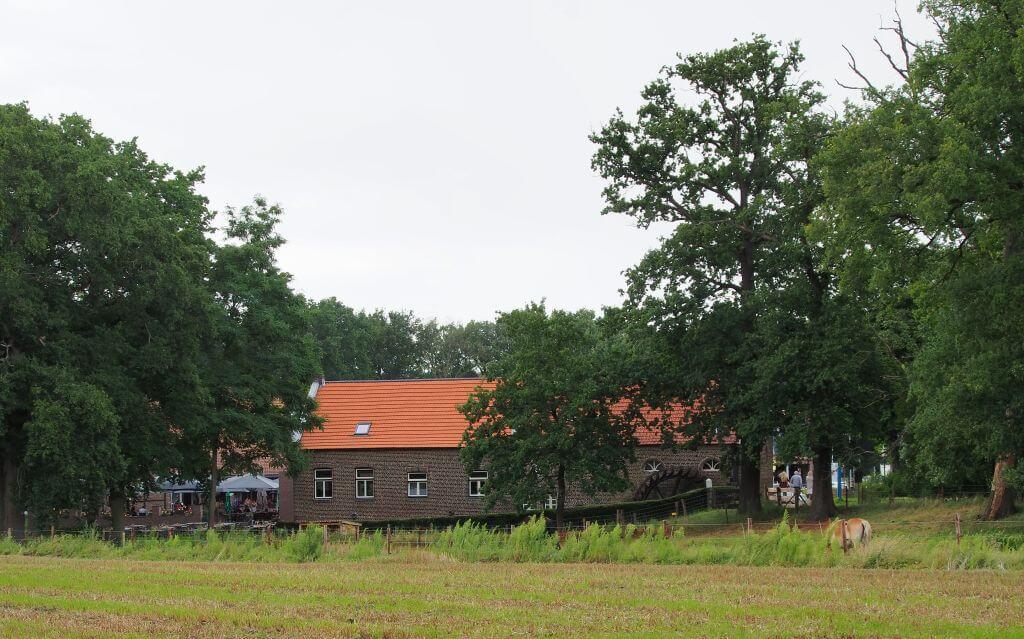 Gitstapper Mühle