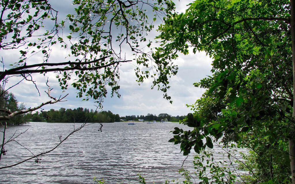 Effelder Waldsee