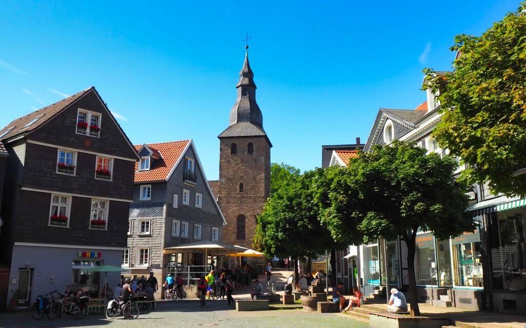 Glockenturm Hattingen