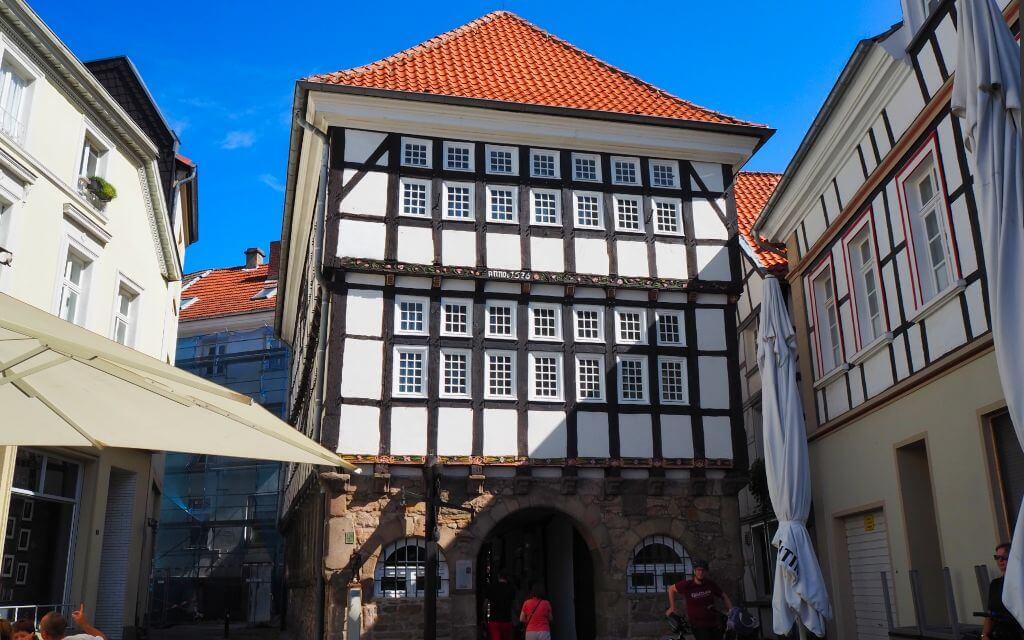 Rathaus von Hattingen