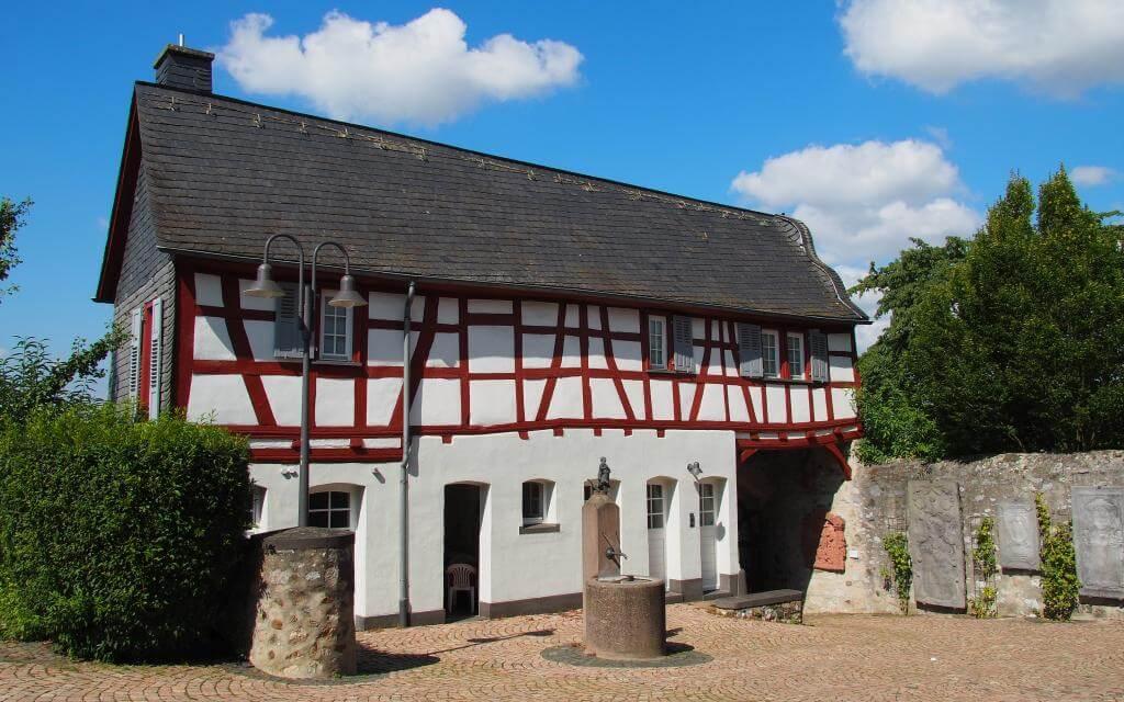Diözesanmuseum und Staurothek
